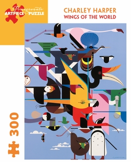 Wings of the World 300-piece Jigsaw Puzzle