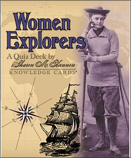 Women Explorers: A Quiz Deck