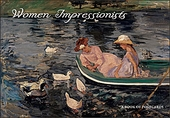 Women Impressionists Book of Postcards