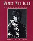 Women Who Dare Vol. I Knowledge Cards