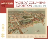 World's Columbian Exposition, Chicago, 1893 500-piece Jigsaw Puzzle
