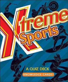 Xtreme Sports Knowledge Cards