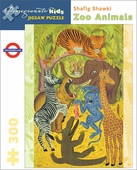 Zoo Animals: Shafig Shawki 300-piece Jigsaw Puzzle