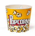 Authentic Movie Night Popcorn Tubs - Jumbo