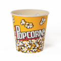 Authentic Movie Night Popcorn Tubs - Large