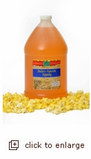 Butter Flavored Popcorn Topping