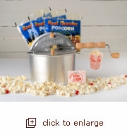 Popcorn is in the Air Gift Set