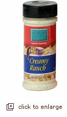 Creamy Ranch Seasoning 4oz.