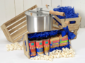Fresh from the Farm Popcorn Crate Gift Set