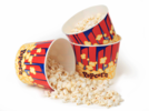 Popcorn Party Tubs, 85 oz. (Pack of 25)