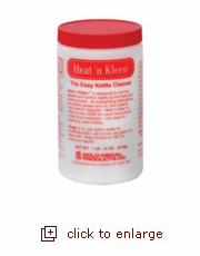 Heat-N-Clean Cleaner for Commercial Popcorn Poppers