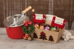 Barn Red Whirley-Pop: Home for the Holidays Gift Set