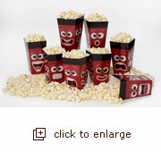Movie Night Faces 8-Pack Pop-Open Tubs