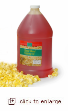 Original Movie Theater Classic Blend Popping Oil