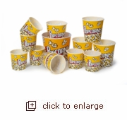 Popcorn Tub Party Pack