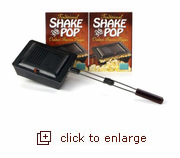 Traditional Shake & Pop ™ Outdoor Popcorn Popper