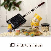 Warm Fireplace Fun Gift Set