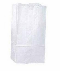 16# White Grocery Bags (500ct)
