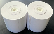 "2 1/4"" x 150' Seconds Thermal Paper (50 Rolls)"