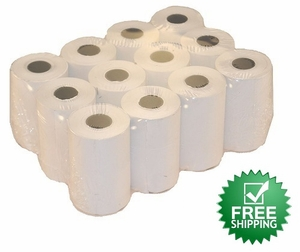 "2 1/4"" x 70'  (58mm x 21m)  Thermal Paper  (12 rolls/case)"