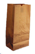 2# Brown Grocery Bags (500ct)
