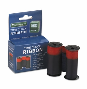 200106002 Printer Ribbons (1 per box) - Blue/Red
