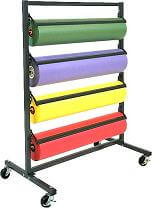 "24"" Four Roll Deck Tower Dispenser Unit"