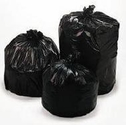 "24"" x 33"" - 6 micron Trash Bags (1,000 bags/case) - Black"