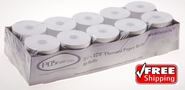 "3 1/8"" x 273' Thermal Paper Tray Pack (10 Rolls)"