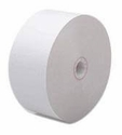 "3 1/8"" x 660' - 6' O.D. Premium Grade 21# Thermal Paper  1' Solid Wall Core  8 rolls/case  (CSI)  <font color=red>*Clearance Item*</font>"