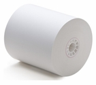 "3"" x 150'  (76mm x 46m)  1-Ply Bond Paper  (50 rolls/case)"