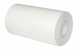 "4 3/8"" x 80' Heavy Thermal Paper 3/4' Core (36 rls/cs) <font Color=Red>*CLEARANCE*</font>"