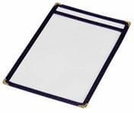 "8 1/2"" x 5 1/2"" One Panel (25 Covers per Pack)"