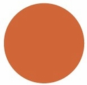 903083 3/4 Inch Plain Circle Labels-Brown-FREEZX