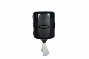 Adjustable Centerpull Towel Dispenser - Black Pearl