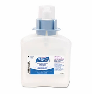 Advanced FMX-12 Foam Instant Hand Sanitizer Refill w/Moisturizers 1200-ml