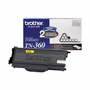 Brother TN360 High-Yield Toner DCP-7030/ 7040 HL-2140/2170W MFC-7340/7345N