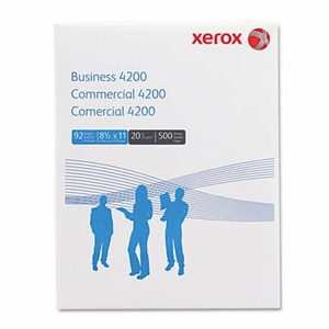 Business 4200 Copy/Print Paper, 92 Bright, 20lb, Letter, White, 500 Sheets/Ream