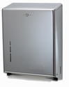 C-Fold/Multifold Paper Towel Dispenser - Chrome