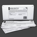 Cashless Ticket Printer Cleaning Cards (25 / Box)  <font color=red>*Clearance Item*</font>