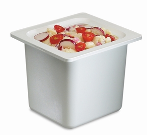 Chill-It - 1/6 Food Pan - White