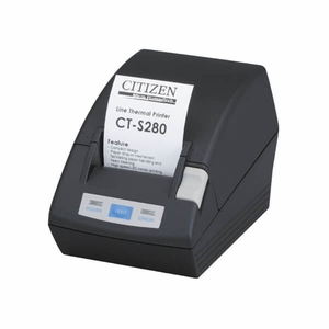 Citizen CT-S280, Thermal POS Printer, Serial, External