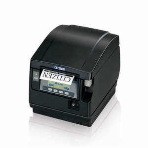 Citizen CT-S851, Thermal POS Printer, 300mm, Ethernet Interface, Black, PNE Sensor