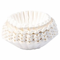Coffee Filters, 12-Cup Size, 1000 Filters/Carton