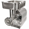 Commercial Grade 1 HP Electric Meat Grinder and Sausage Stuffer (Weston # 08-2201-W)<font color=red> FREE SHIPPING</font>