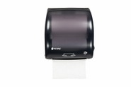 Compact Simplicity Towel Dispenser Hands-Free Mechanical Classic - Black Pearl