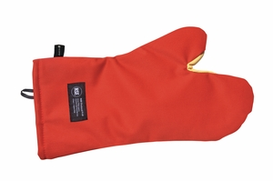 "Cool Touch Conventional Oven Mitt - Protects to 500 F - 17"" - NSF Listed"