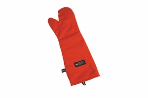 "Cool Touch Conventional Oven Mitt - Protects to 500 F - 24"" - NSF Listed"