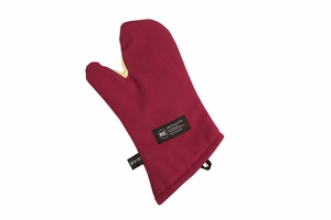 """Cool Touch Flame Conventional Oven Mitt w/Kevlar- Protects to 535 F - 13"""" - NSF Listed"""
