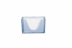 Countertop Paper Towel Dispenser - Arctic Blue